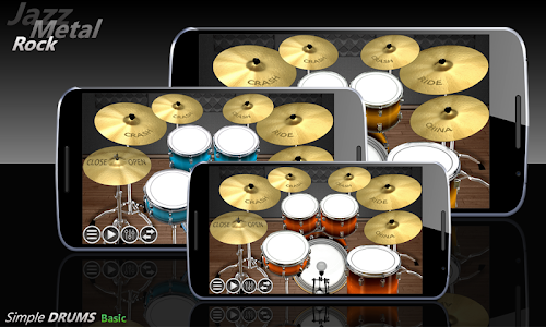 Simple Drums - Basic screenshot 0