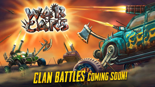 War Cars: Epic Blaze Zone  screenshots 6