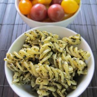 Easy Pesto Pasta