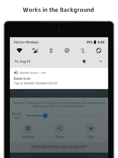 Speaker Boost: Volume Booster & Sound Amplifier 3D 3.0.29 Apk for Android 9