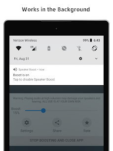 Speaker Boost Volume Booster Apk Latest Version Download 9
