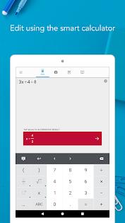 Photomath Aplicaciones (apk) descarga gratuita para Android/PC/Windows screenshot