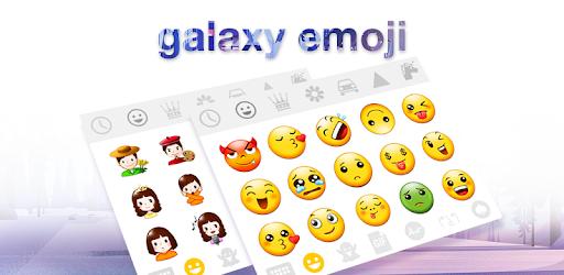 Galaxy Emoji - Emoji Keyboard - Apps on Google Play
