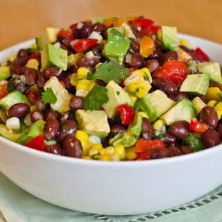 Black Bean Corn Salad Cilantro Recipes.