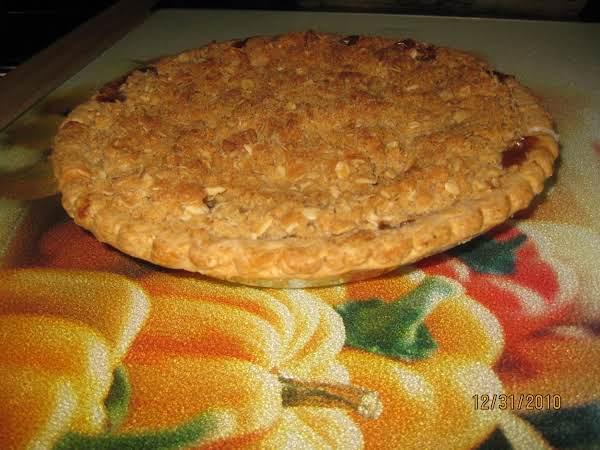 Flying Dutchman Apple Pie