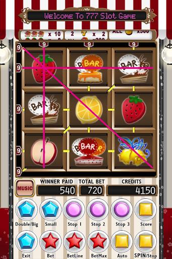 777 Fruit Cake Slot Machine 1.5 screenshots 2