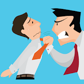 Beat The Boss :Kick Your Anger