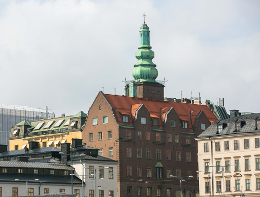Gamla-stan-Stockholm-2.jpg - Buildings in the historic old town of Stockholm.