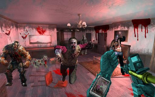 Deadly Zombies War 2018: Survival Shooting Games 1.0 screenshots 3