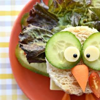 Vegan Turkey Sandwiches.
