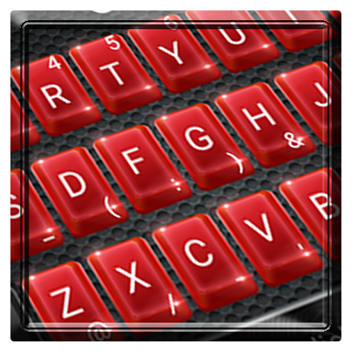 3D Classic Red Black Business Keyboard Android APK Download Free By Bs28patel