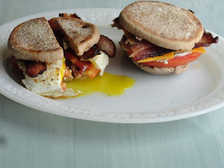 Fried Egg Sandwich With Style, Part Recipe 2