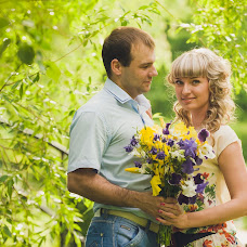 Wedding photographer Sergey Nokhrin (SergeyN). Photo of 22.06.2013