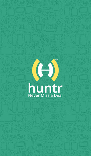 Best deals and coupons - huntr