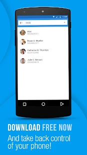 Sync.ME – Caller ID & Block- screenshot thumbnail