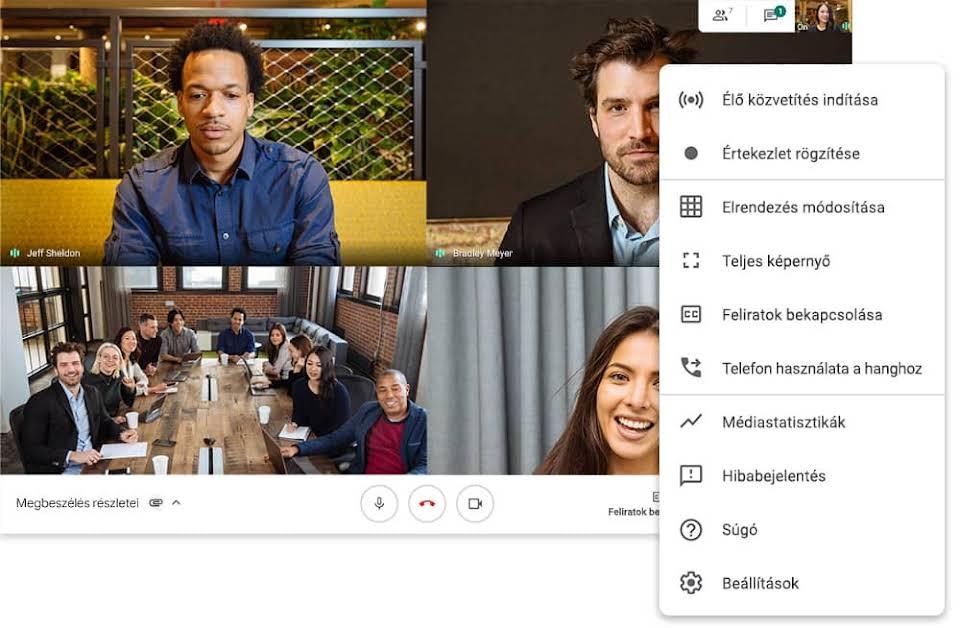 Mi az a Google Meet?