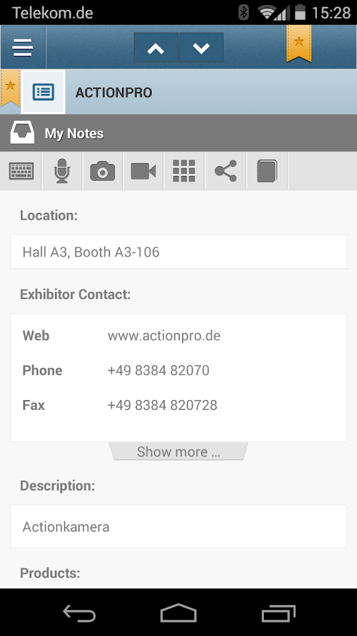 AERO Friedrichshafen - screenshot
