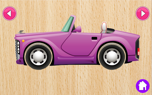 Games for Kids Modern Cars Puzzles Free - náhled