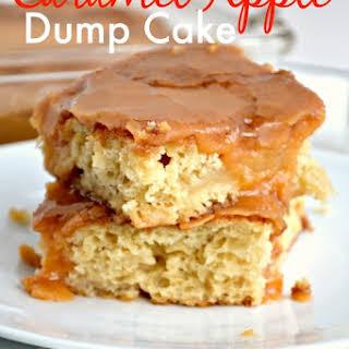 Apple Dump Cake With Cake Mix Recipes.