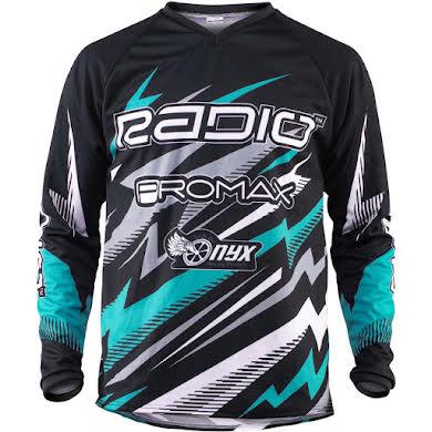 Radio Lightning BMX Race Jersey - Long Sleeve, Men's