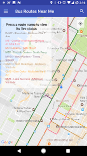 Nyc live bus tracker map android apps on google play nyc live bus tracker map screenshot thumbnail sciox Choice Image