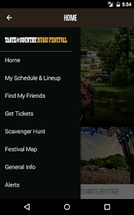 Taste of Country Festival- screenshot thumbnail