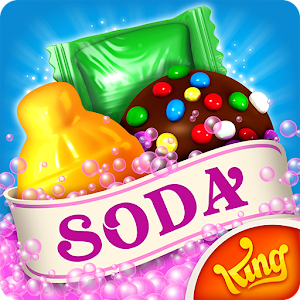 Candy Crush Soda Saga MOD APK aka APK MOD 1.125.2 (100 Moves & More)