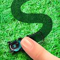 芝刈機の緑のシミュレータ icon