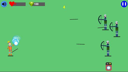 Narutos Borutos stickman 1.0.0 screenshots 1