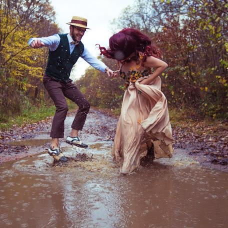 Wedding photographer Gina Stef (mirrorism). Photo of 11.07.2018
