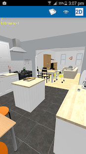 Renovations 3D- screenshot thumbnail