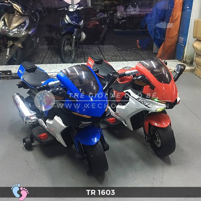 Xe moto điện thể thao Yamaha TR1603 3