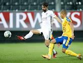 Benoit Poulain en Mamadou Koné missen de wedstrijd van Eupen tegen Standard
