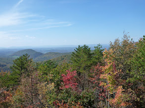 Photo: Views along the Blue Ridge Parkway