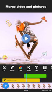 Vlog Maker – Vlog Video Editor & Music Video Maker 1