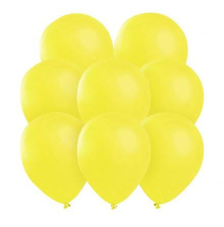 Ballonger, gula 25 st