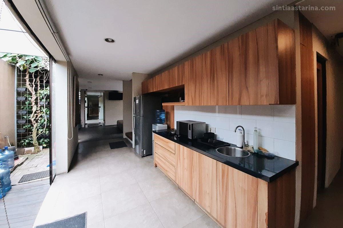 M Pavilion Lippo Karawaci - M Pavilion Karawaci menyediakan dapur bersih di setiap lantai jika ingin memasak