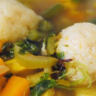 {Gluten-Free} Monster Ball Soup #FoodNFlix