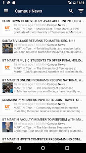 UT Martin- screenshot thumbnail