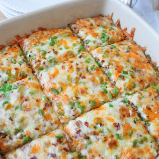 Mexican Brown Rice Bake – Gluten Free.