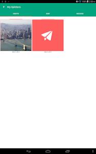 Spletter - send mail & photos screenshot 12