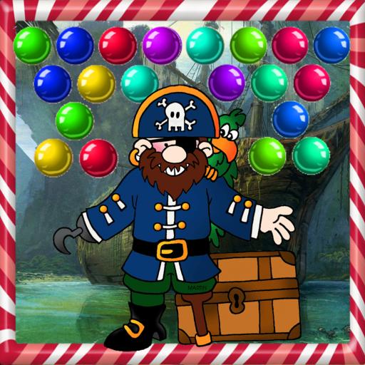 Pirates Bubble King