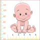 Baby weight and height for PC-Windows 7,8,10 and Mac