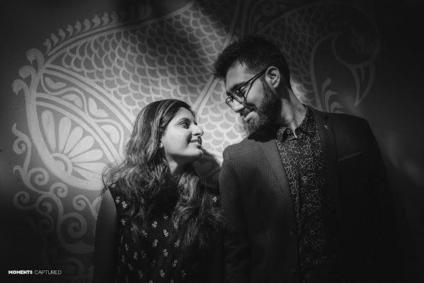 Wedding photographer Saikat Sain (momentscaptured). Photo of 19.02.2018