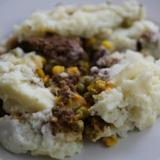 Crock Pot Shepherds Pie
