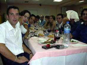 Photo: 1ª Cena Generaciones - © Raúl