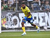 Beni Badibanga reageerde teleurgesteld na de puntendeling tussen Waasland-Beveren en Eupen