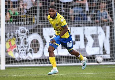 """Beni Badibanga est déçu : """"Nous avons laissé Eupen revenir dans le match"""""""