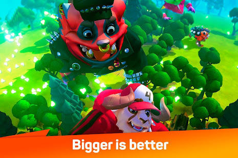 Monsters with Attitude: Online Smash