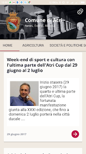 Comune di Atri- screenshot thumbnail